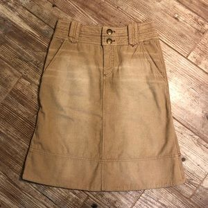 Very Cool Mark Jacobs Corduroy Skirt. Excellent